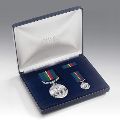 Medal Presentation Set MERCHANT NAVY