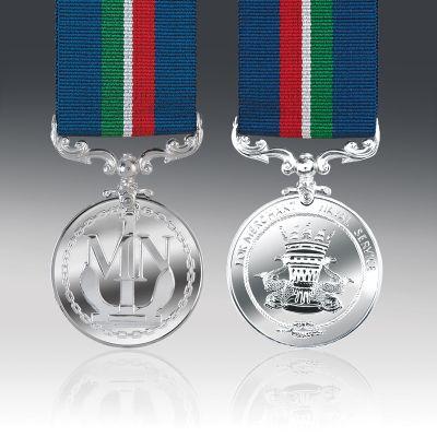 Merchant Naval Service Medal