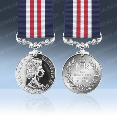 Military Medal EIIR Full Size Loose