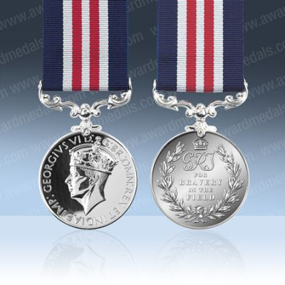 Military Medal GVIR Full Size Loose