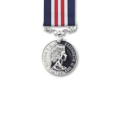 Military Medal EIIR Miniature Loose