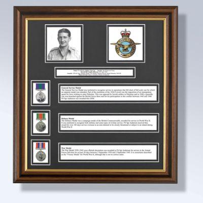 My Military History 3 Awards