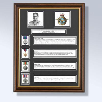 My Military History 4 Awards