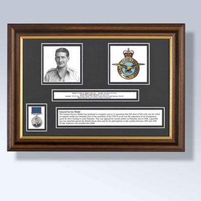 My Military History 1 Award