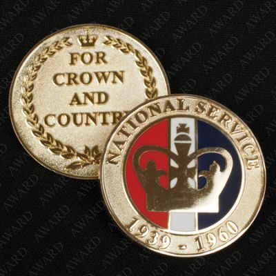 National Service Challenge Coin