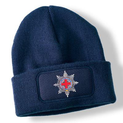 Coldstream Guards Navy Blue Acrylic Beanie Hat
