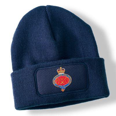 Grenadier Guards Navy Blue Acrylic Beanie Hat