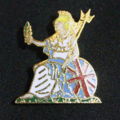 Norfolk Regt Lapel Badge