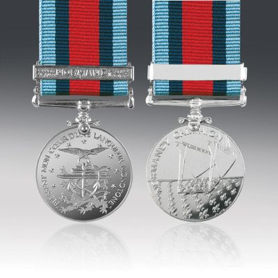 Normandy Campaign Full Size Medal