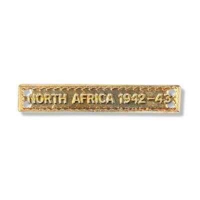 North Africa 1942-43 Bar Full Size