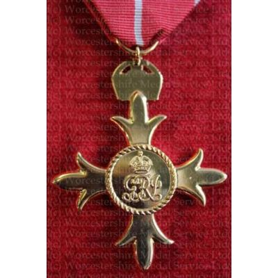 OBE Military Full Size Medal Loose