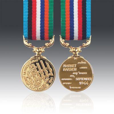 Market Garden Medal Miniature Mounted