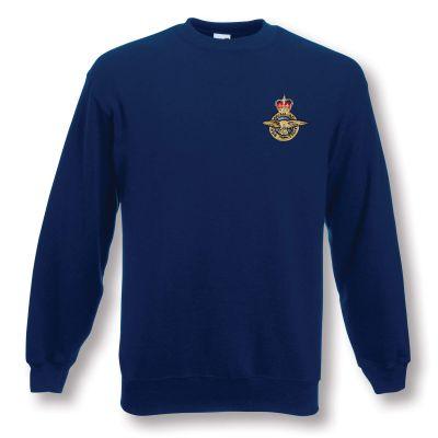 Personalised Sweatshirt Navy Blue