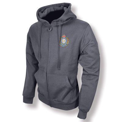 Viper Tactical Grey Hooded Fleece