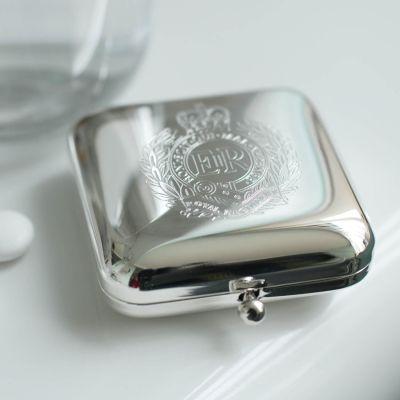 Square Pillbox