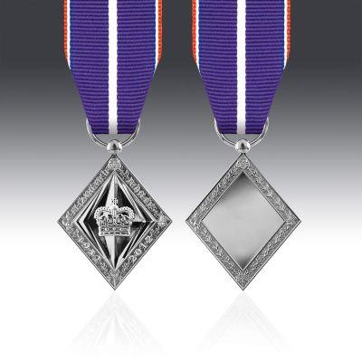 Commemorative Diamond Jubilee Miniature Medal