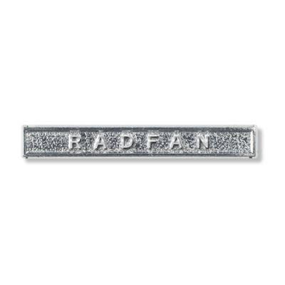 Radfan Miniature Clasp