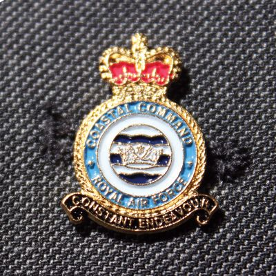 RAF Coastal Command Lapel Badge