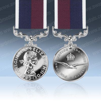 RAF LS & GC EIIR Full Size Medal Loose