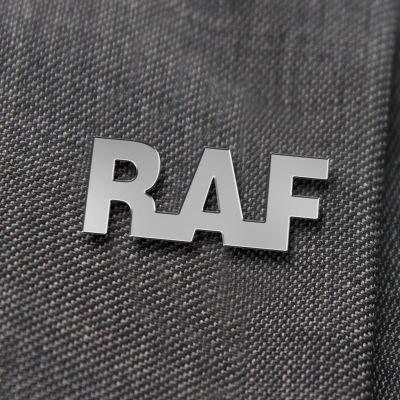 RAF Nickel Lapel Badge