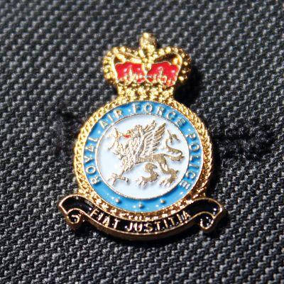 RAF Police Lapel Badge