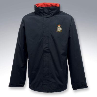 Leisure Jacket Navy/ Red-