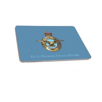 Set Of Four Personalised Placemats