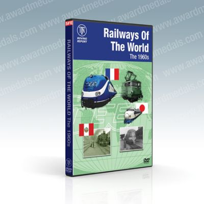 Railways of the World The 1960's DVD