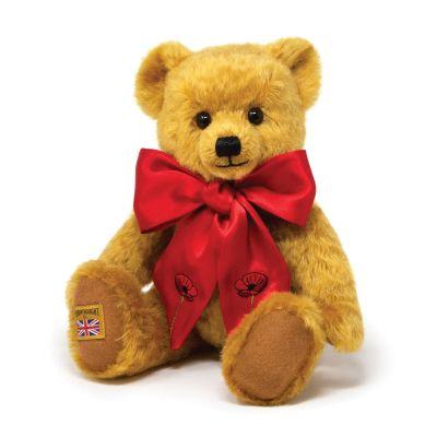 The Royal British Legion Poppy Bear