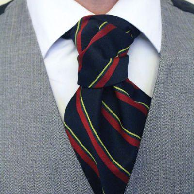 Royal Marines Military Cravats