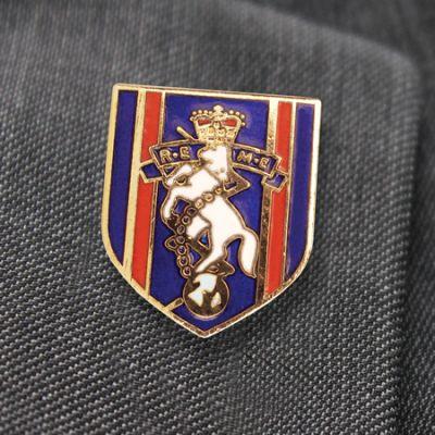 Shield Style REME Lapel Badge