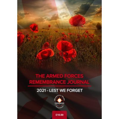 2021 Armed Forces Remembrance Journal