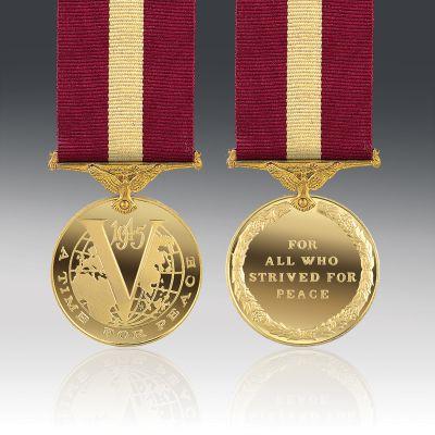 Restoration Of Peace Full Size Medal