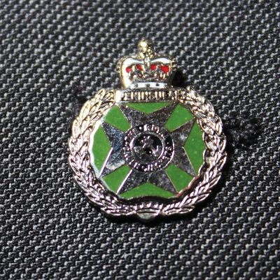 Royal Green Jackets Lapel Badge