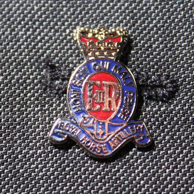 Royal Horse Artillery Lapel Badge