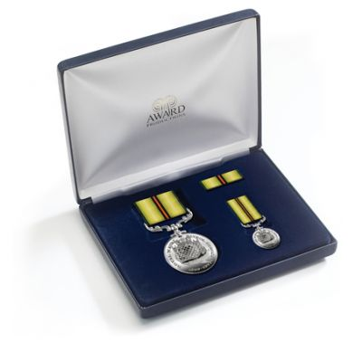 Royal Naval Patrol Service Medal Presentation Set