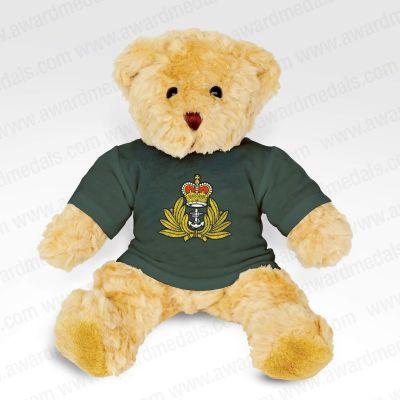 Teddy Bear With Green T-Shirt