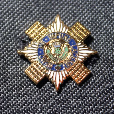 SCOTS GUARDS Lapel Badge