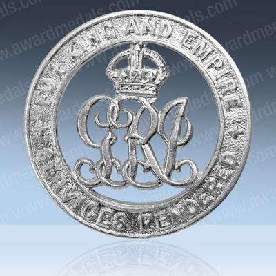 Silver Wound Badge WWI