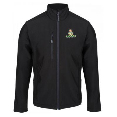 Regatta Honestly Made Recycled Soft Shell Jacket Black