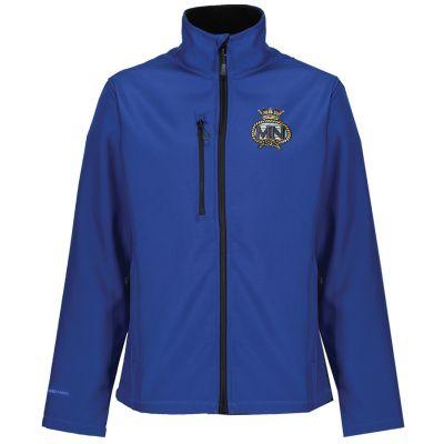 Regatta Honestly Made Recycled Soft Shell Jacket Blue