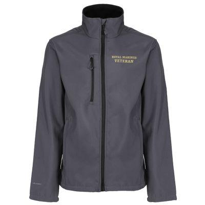 Regatta Honestly Made Recycled Soft Shell Jacket Grey