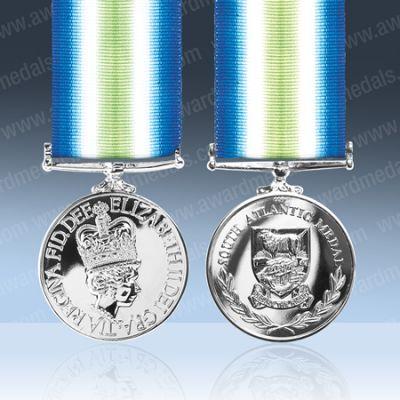 South Atlantic Full Size Medal Loose