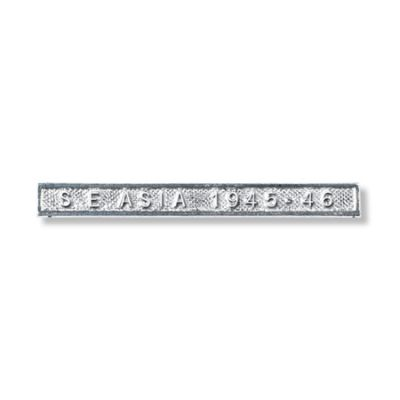 S.E. Asia 45-46 Clasp Full Size With Pin