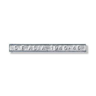 S.E. Asia 45-46 Miniature Clasp