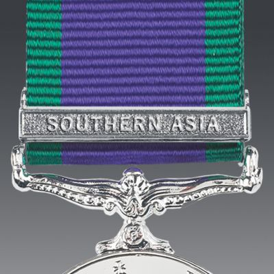 Southern Asia Clasp