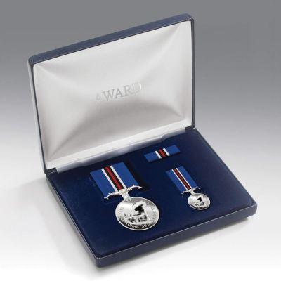 Medal Presentation Set SUBMARINE