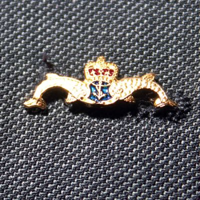 Submariners Lapel Badge