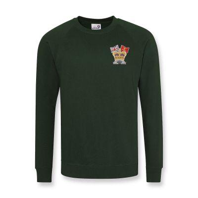 Crown & Country Sweatshirt Green