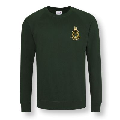 Personalised Sweatshirt Green